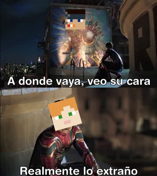 vuelve - meme