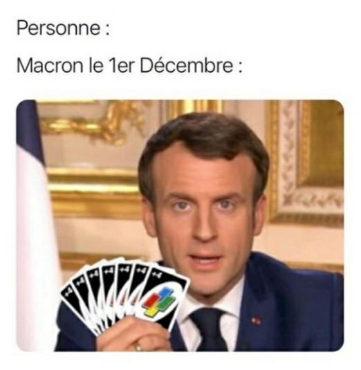 C pa koul Macron... - meme