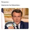 C pa koul Macron...