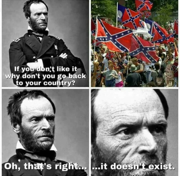 The south will rise again.... Maybe.... - meme