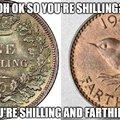Le shilling