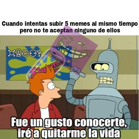 Vamos bender - meme