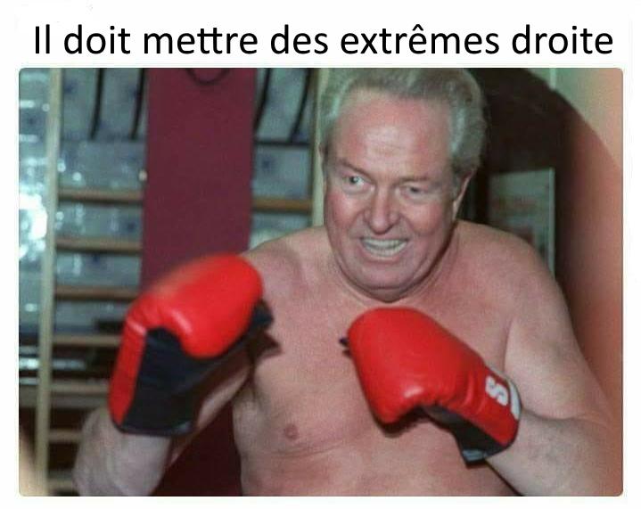 Droite - meme