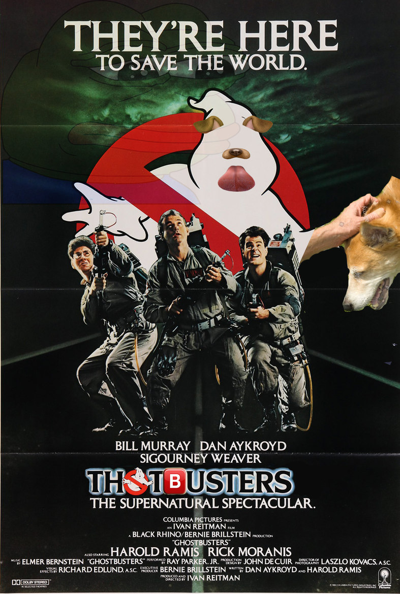 Thot Busters - meme