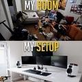 set up PC