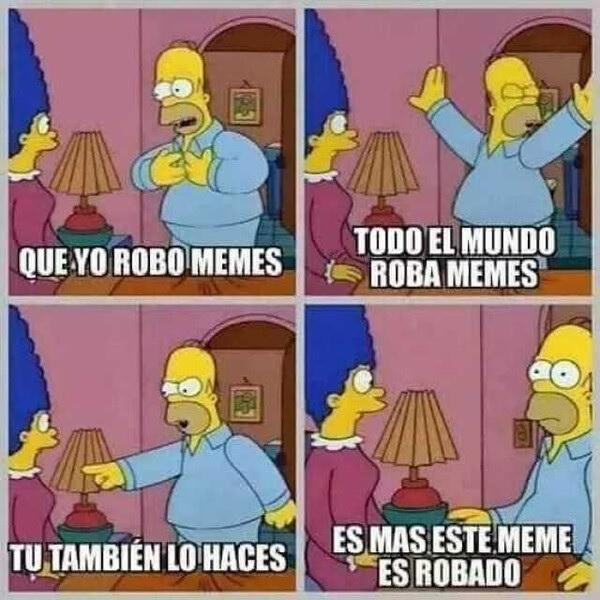acepto que robé este meme ):v