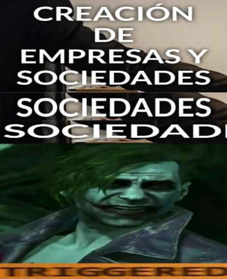 Este título vive en una sociedad - meme