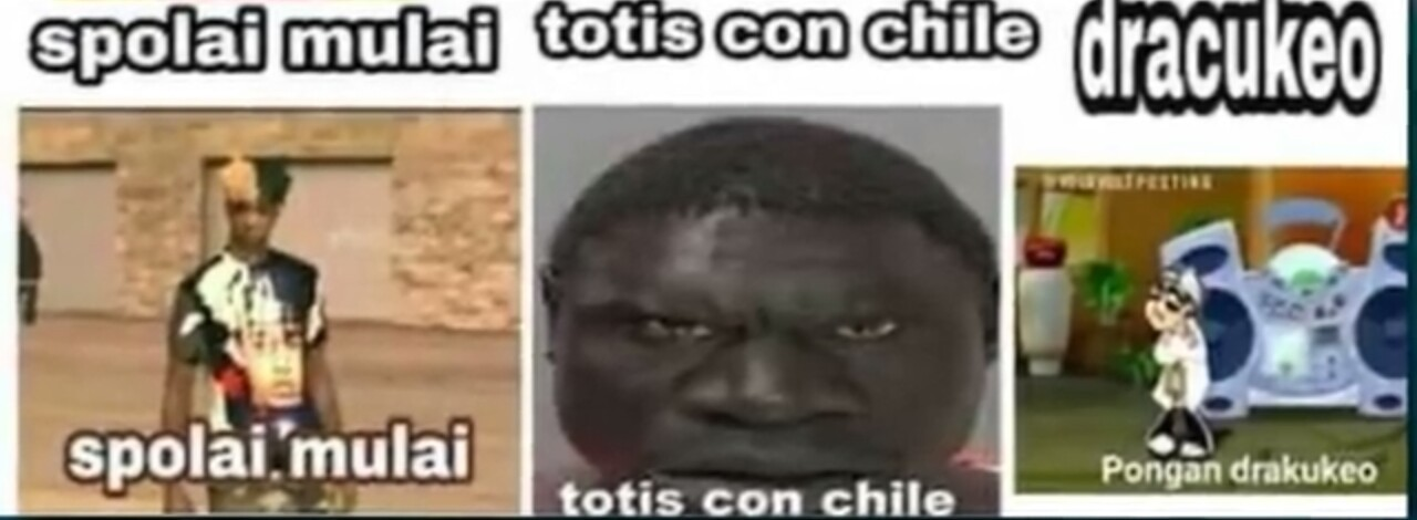 Rempalago - meme