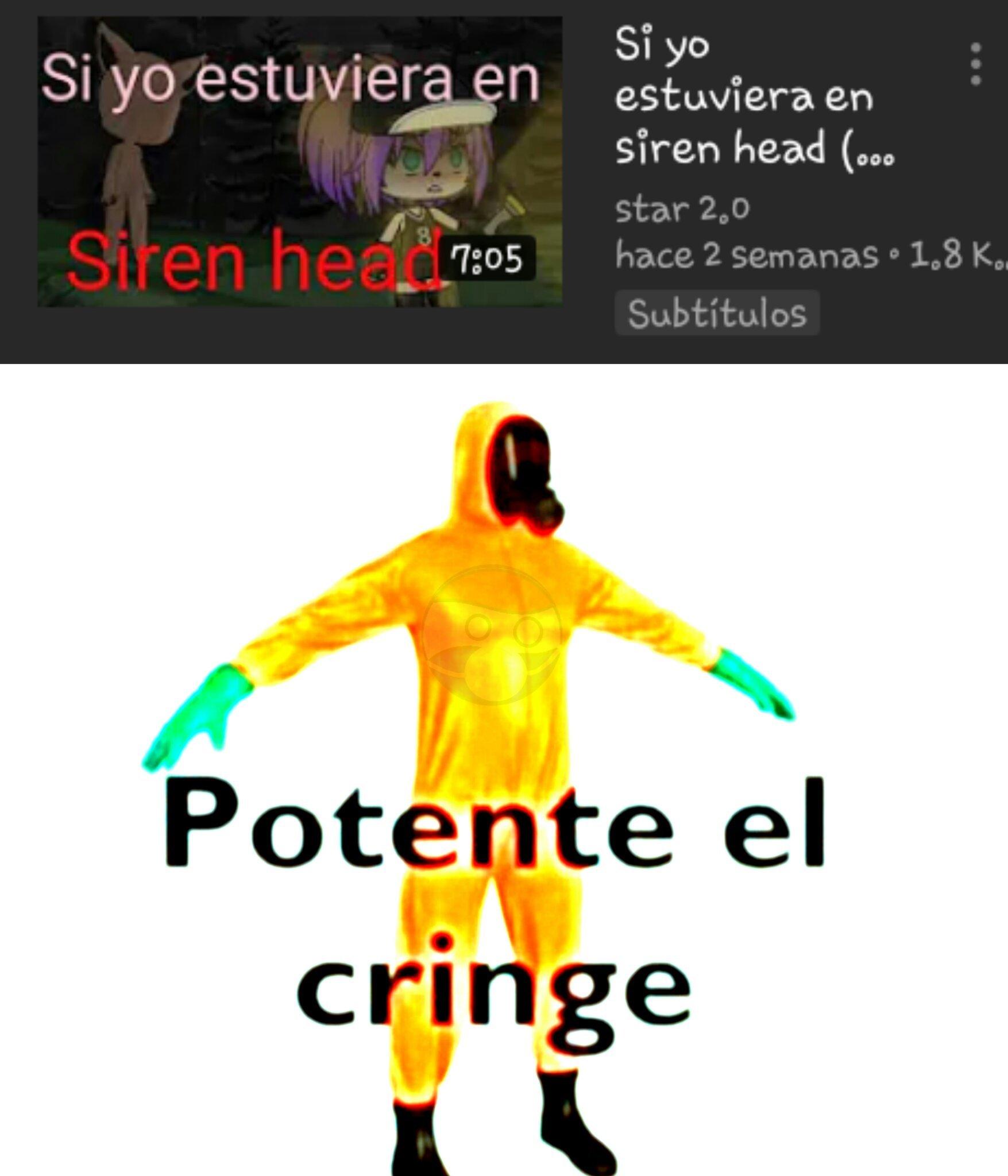 P   O   T    E   N   T   E        E    L         C    R    I    N    G   E - meme