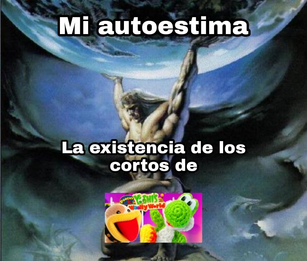 La wea linda - meme