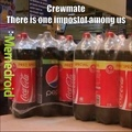 coca cola was not an impostor