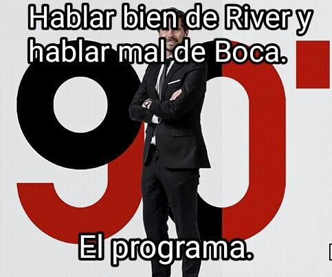 90 Minutos de Fútbol - meme