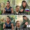 Russia in the Tokyo Olympics
