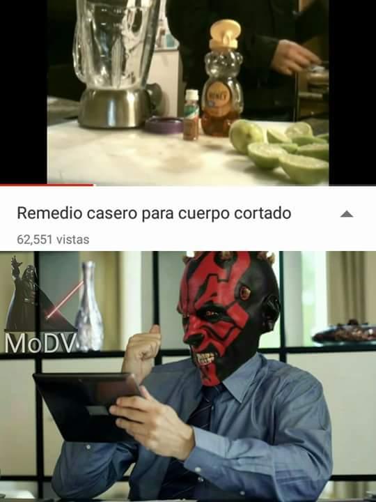 Star wars logic jajaja - meme