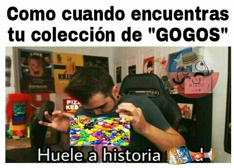 Gogos - meme