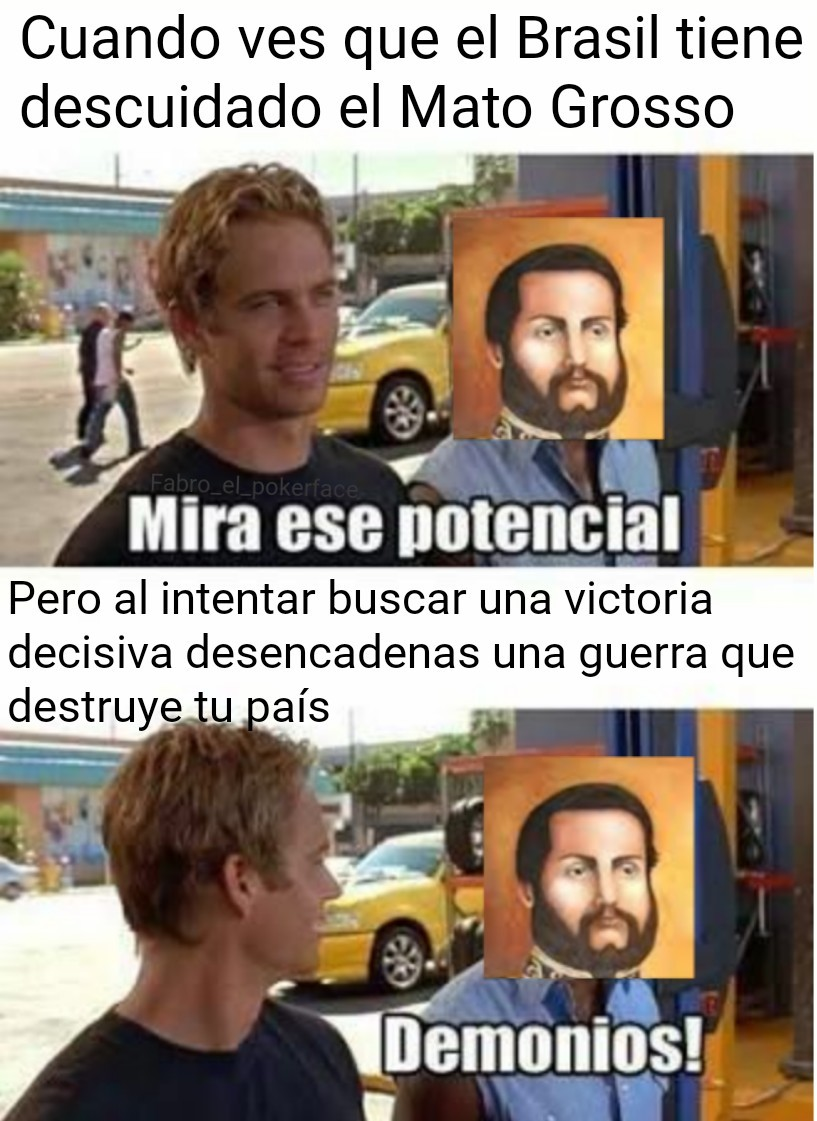 Francisco Solano López - meme