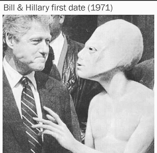 I did not have sexual relations with that woman - meme