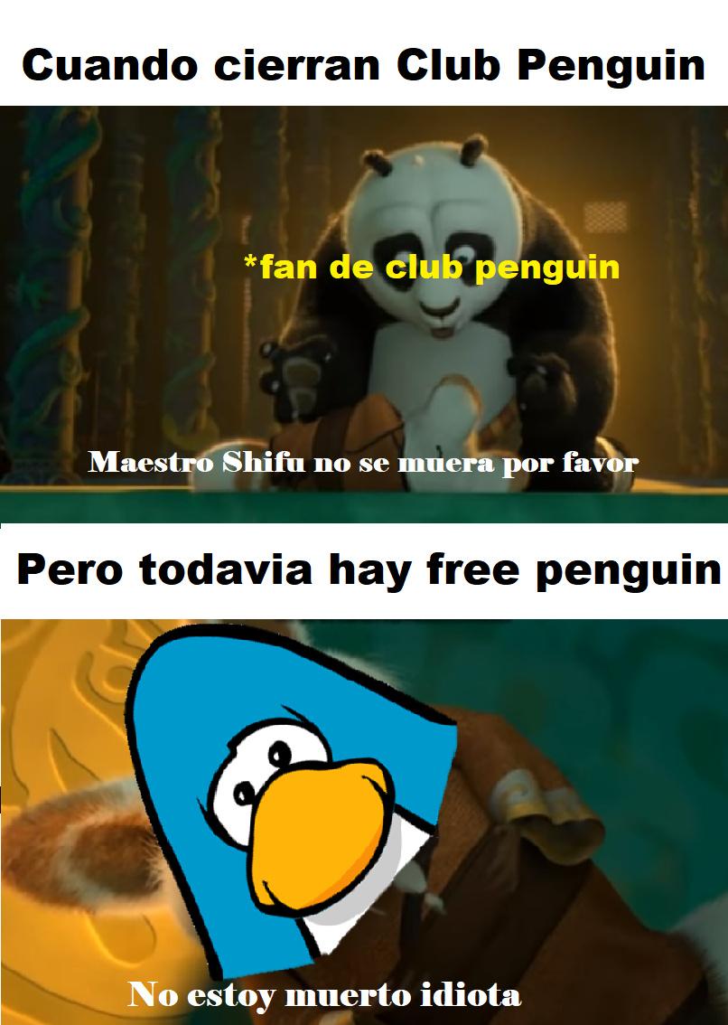 Pinguinito - meme
