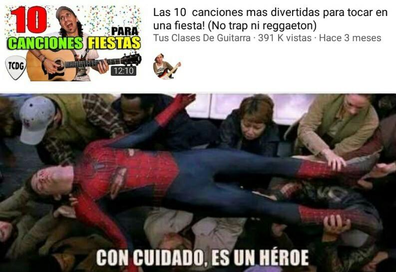 Heroe - meme