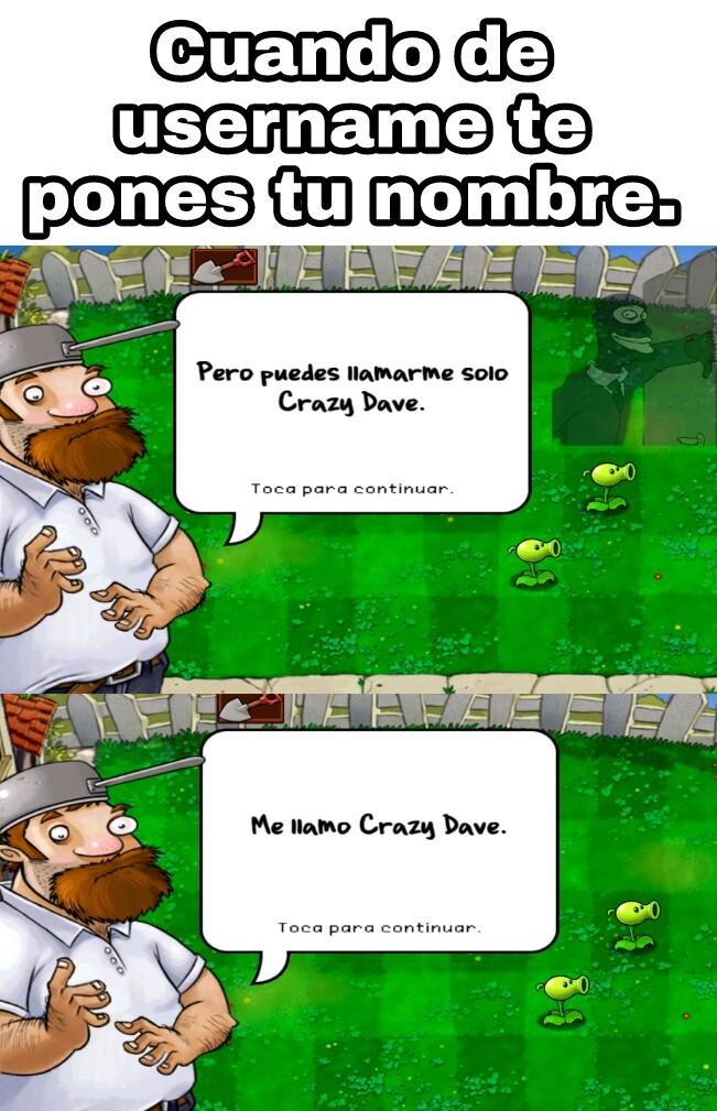 Crazy Dave. - meme