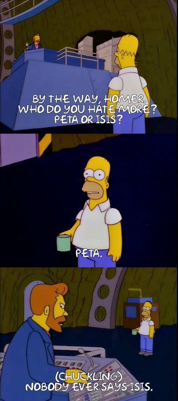 I'll turn them into pewas - meme