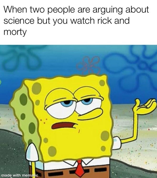 I'm pickle REEEEE - meme