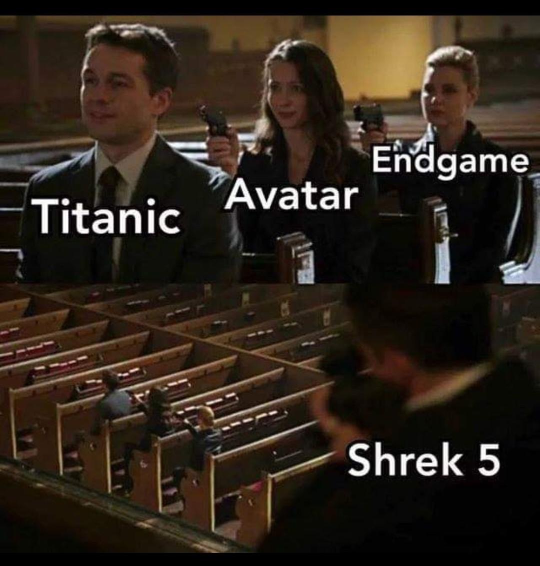 Sherek é amor ❤️ - meme