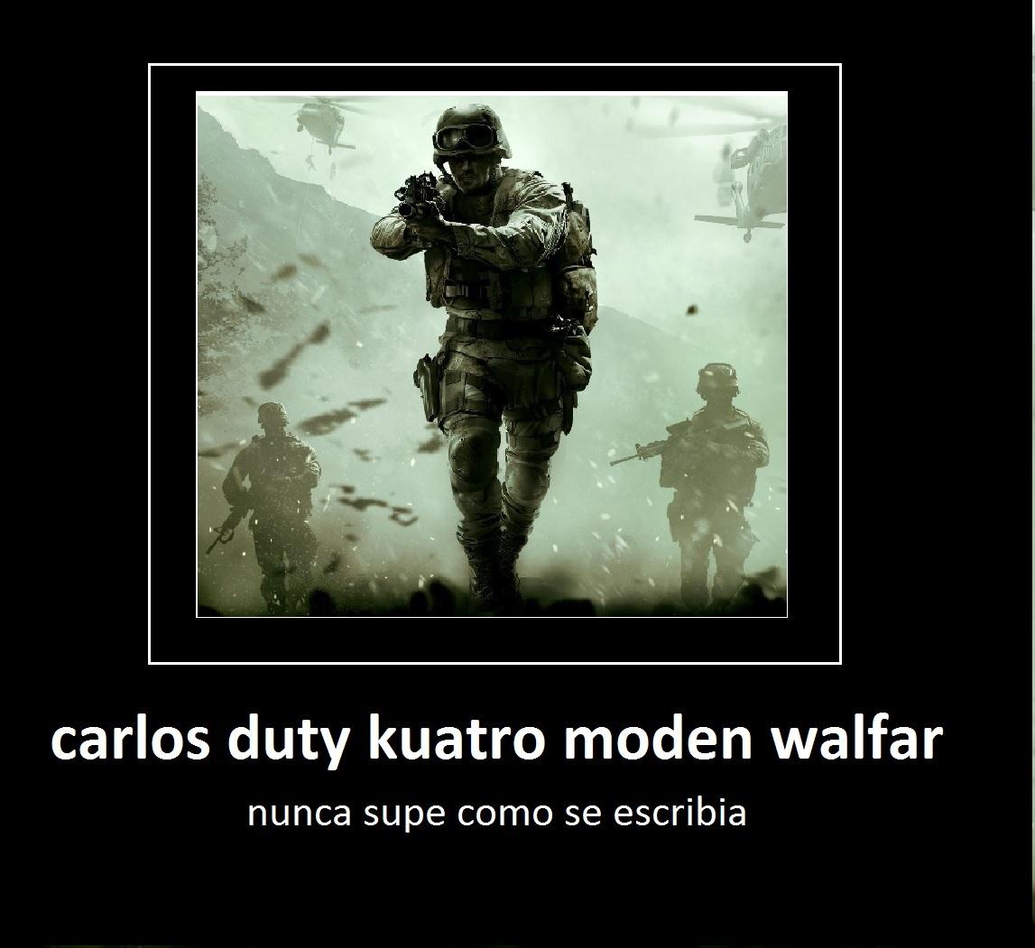 carlos duty - meme