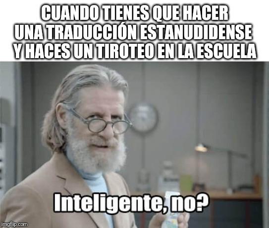 Inteligente - meme