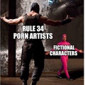 rule 34 if it exists there's porn of it