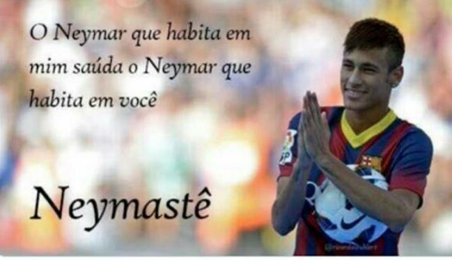 Neymaste - meme