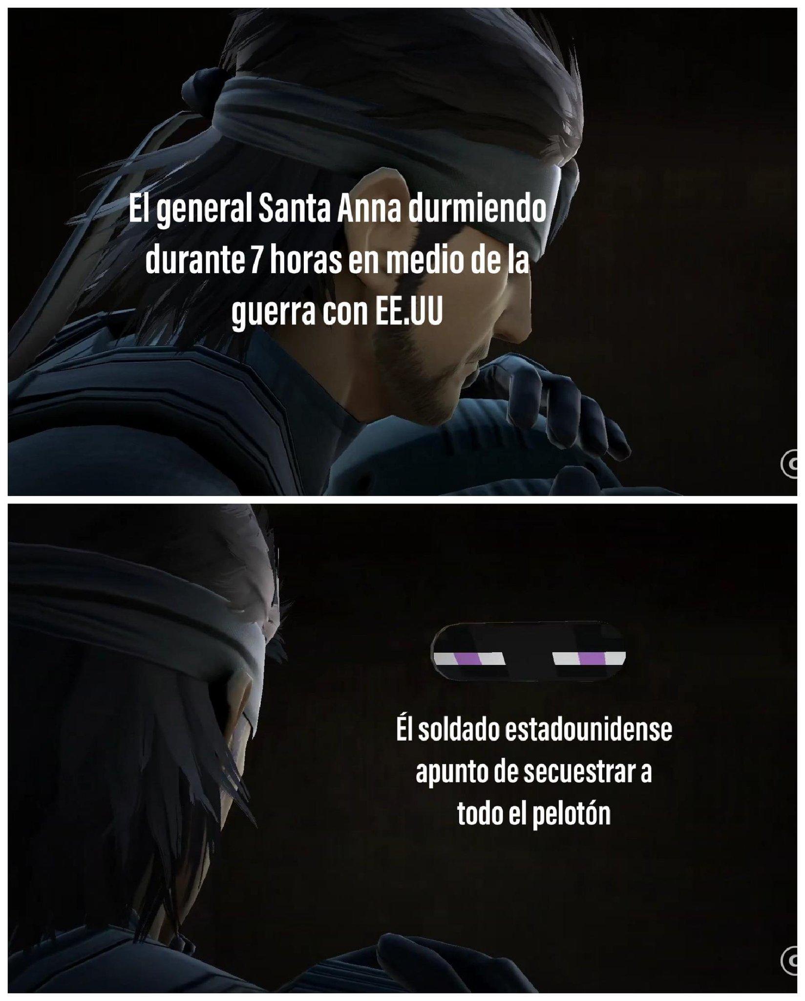 Enderman chiquito - meme