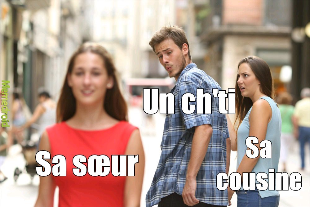 Ah les ch'tis - meme