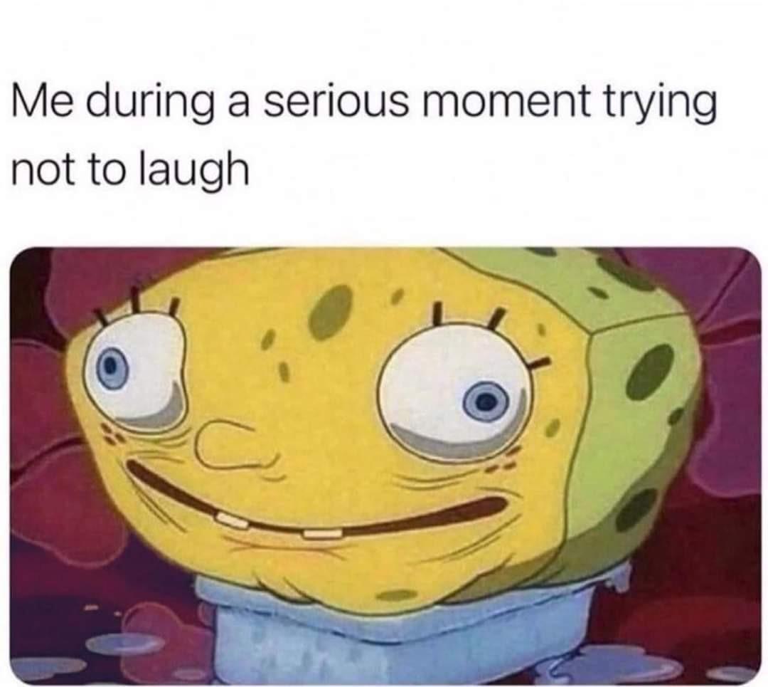 now laugh - meme