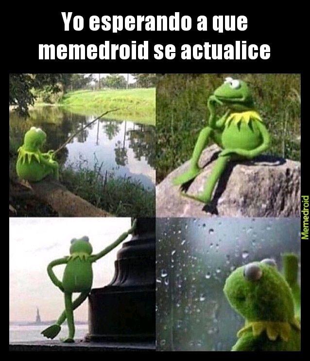 Esperando - meme