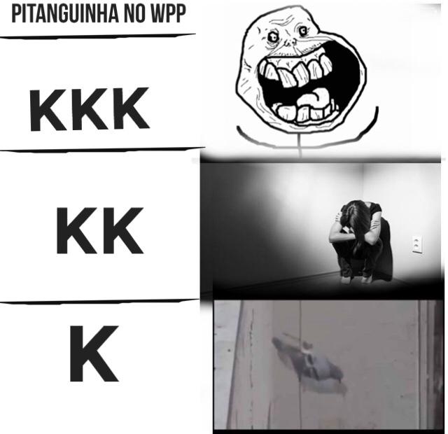 K ;) - meme