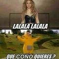 Shakira para porfavoooor