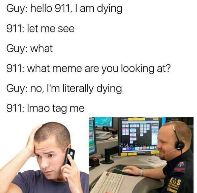 Call me up babes ;) - meme