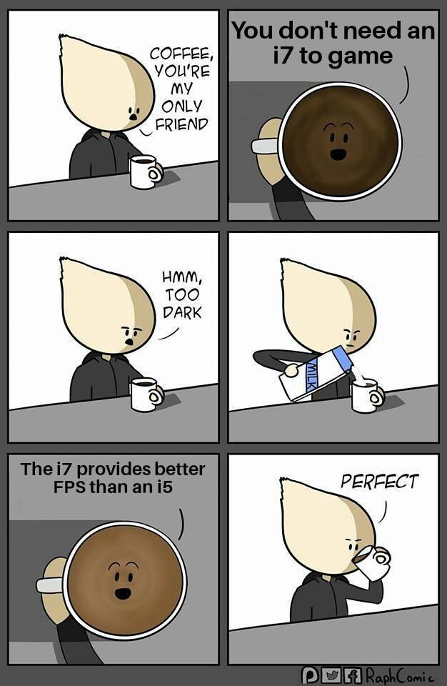 Cofee - meme