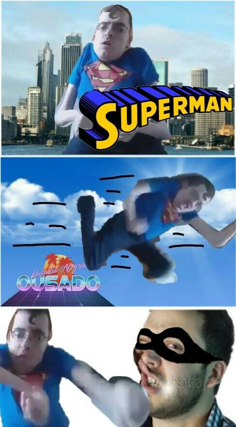 O super especial - meme