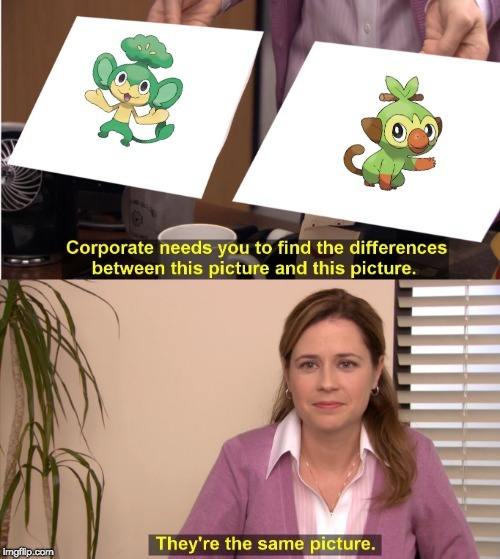 The Best Grookey Memes Memedroid I improved my meme, it was not good enough. the best grookey memes memedroid
