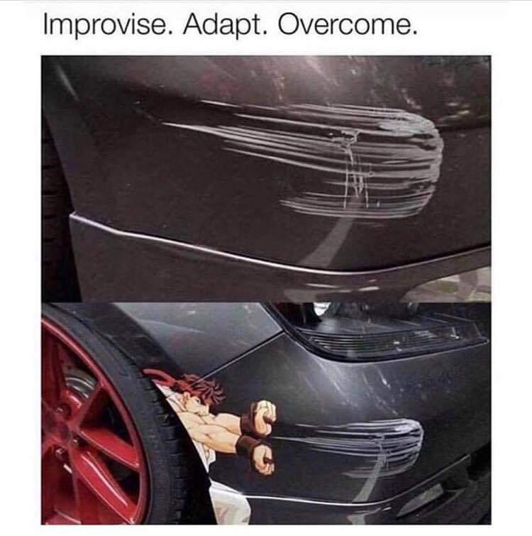 Toujours s'adapter - meme