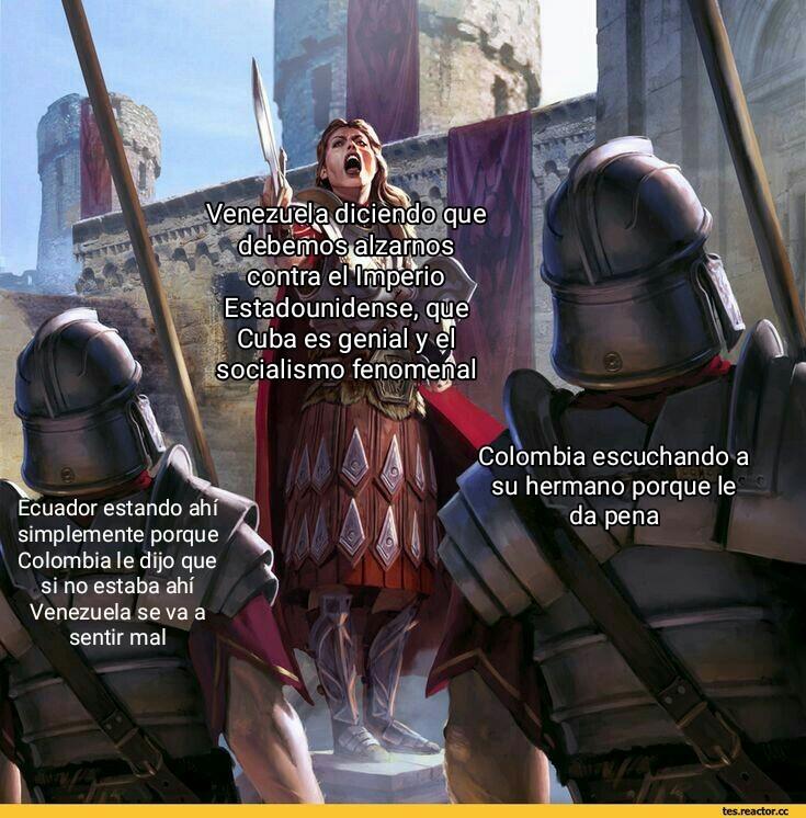 Aiuda porfabor - meme