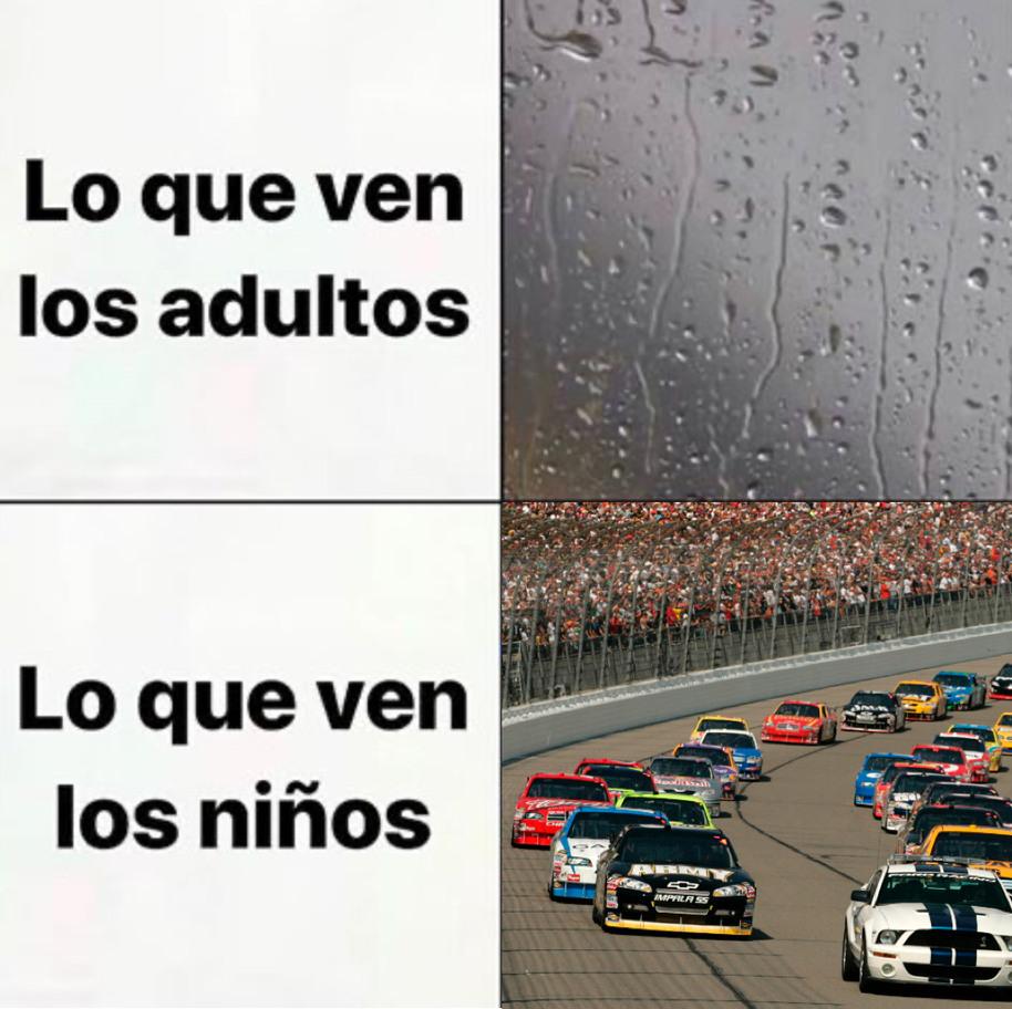 Las carreras fiummm - meme