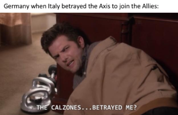 dongs in a world war - meme