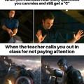 Teach that teacher a Lesson