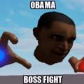 OBAMA BOSS FIGHT