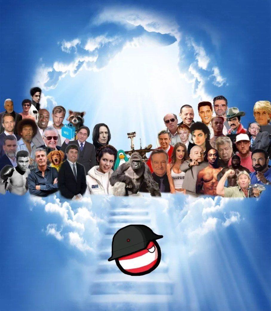 Rest in Piece, Saint Fulla. You will be missed (image credits to TexasRanger) - meme