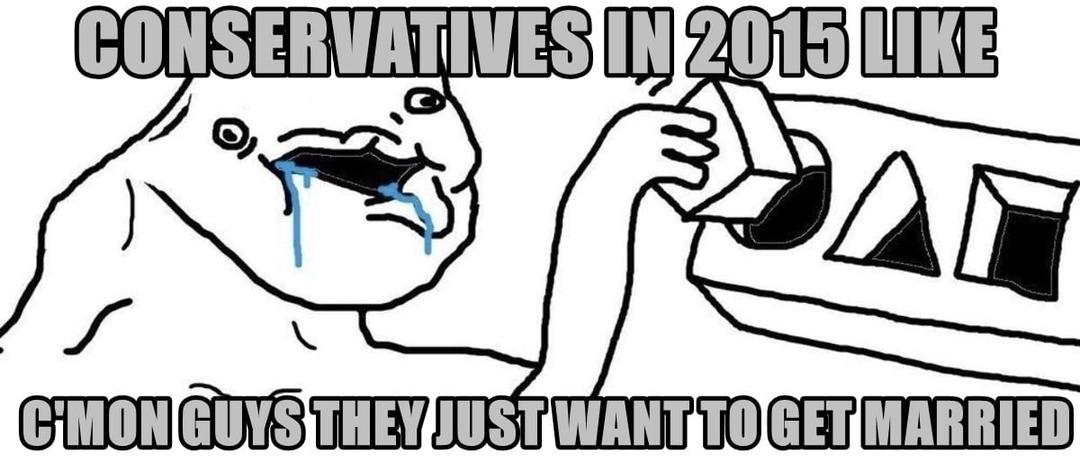 Cuckservatives - meme
