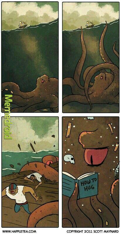 Hug.. - meme